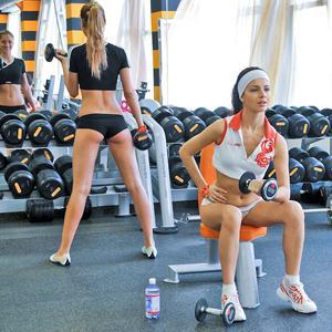 Фитнес-клубы Исянгулово