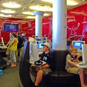 Интернет-кафе Исянгулово