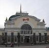 Железнодорожные вокзалы в Исянгулово