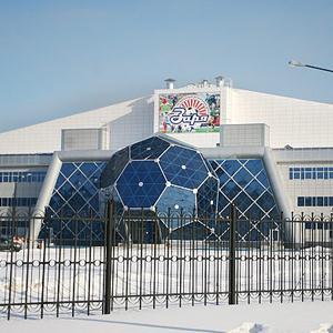 Спортивные комплексы Исянгулово