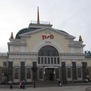 Железнодорожные вокзалы Исянгулово